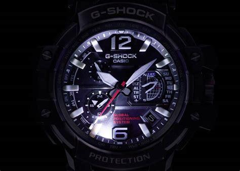 Jam Tangan Pria Casio G Shock Gpw 1000 Orange Black casio g shock gps hybrid wave ceptor gpw 1000 4adr