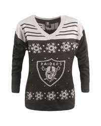 raiders light up sweater raiders four inch pirate logo decal