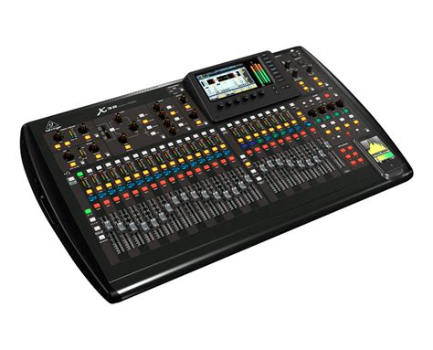 Mixer Console behringer x32 x 32 32 channel digital used mixing console mixer proaudiostar ebay