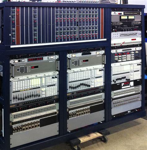 Sound Rack by Audio Rack Shallow With Gack Digital Image