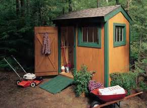 Backyard Building Plans by 9 Easy And Functional Diy Garden Sheds With Plans