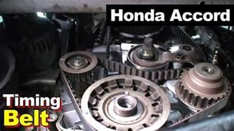 2002 honda accord timing belt balance shaft valve cover