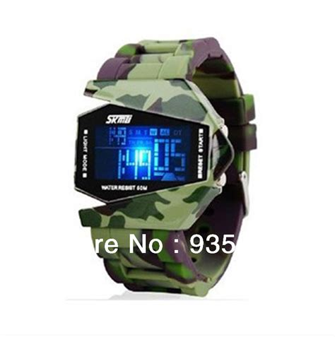 Gratis Ongkir Skmei Children Sport Silicone Led Limited skmei led digital waterproof childrens sports students free shipping sk 007 in