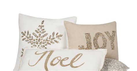 Home Decor Australia threshold sequined pillows 20 25 threshold