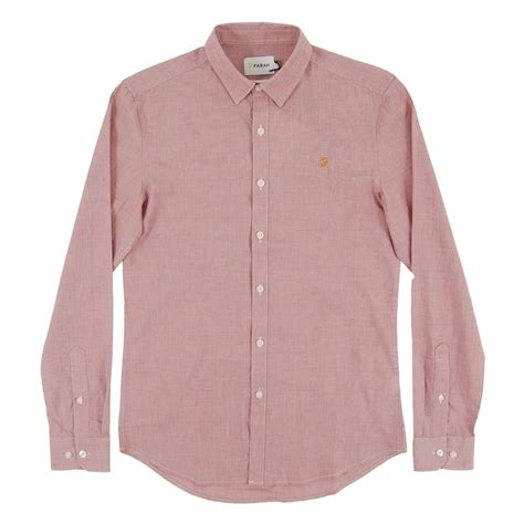 farah pattenson shirt currant mens clothing from attic