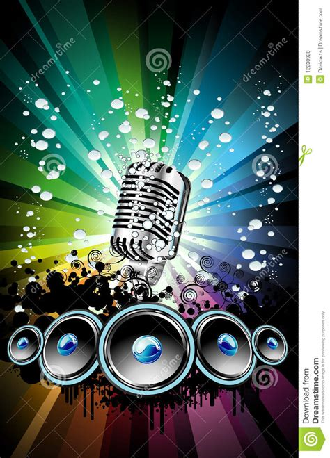 design background event background for disco event flyer royalty free stock photos