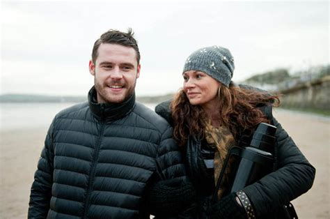 lucy pargeter emmerdale viewers will be shocked and emmerdale s danny miller was shocked by aaron child