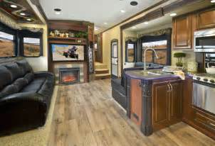 Open Road 5th Wheel Floor Plans evergreen tesla introduces new luxury toy hauler model