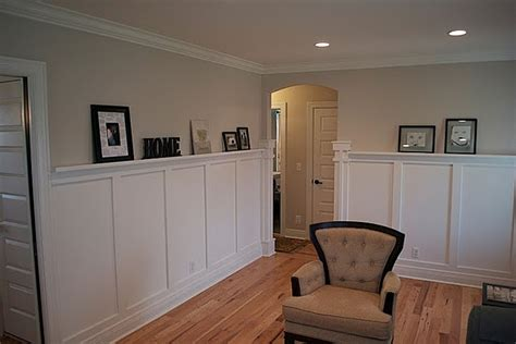 Wainscoting With Shelf by Wainscoting With Picture Ledge House Interiors