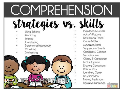 using picture books to teach comprehension strategies best 25 reading comprehension strategies ideas on