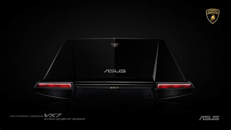Asus Lamborghini by Vx7
