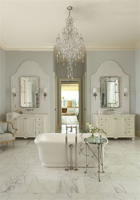 bathroom chandelier lighting ideas feminine bathrooms ideas decor design inspirations