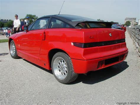 Alfa Romeo Zagato by Alfa Romeo Sz Zagato Photos Photogallery With 5 Pics