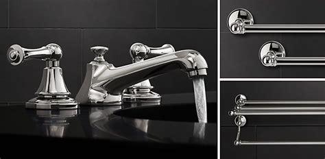 restoration hardware bathroom faucets 33 best images about restoration hardware bath on pinterest master shower vintage