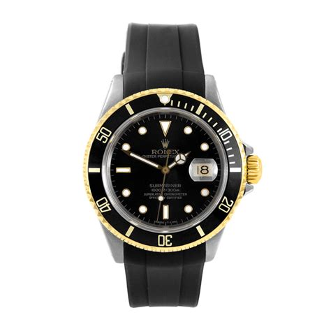 Rolex Submariner Automatic 2 rolex submariner automatic 16613 pre owned vintage rolex touch of modern
