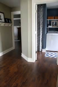 different color wood floors the yellow cape cod how to transition between two