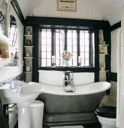glamorous black and white bathroom ideas decozilla terrys fabrics blog