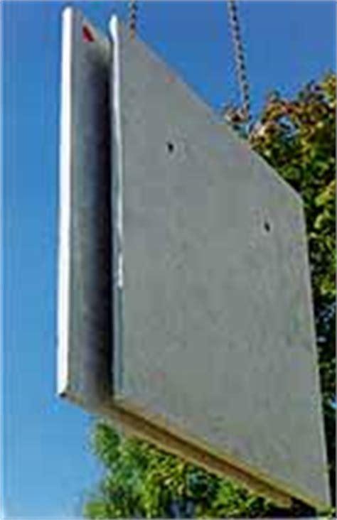 beton fertigwand elementw 228 nde fertigw 228 nde aus beton betonwerk vorderbr 252 ggen