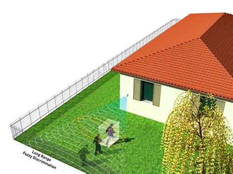allarmi perimetrali per giardini allarmi perimetrali mantova carpi preventivi prezzi