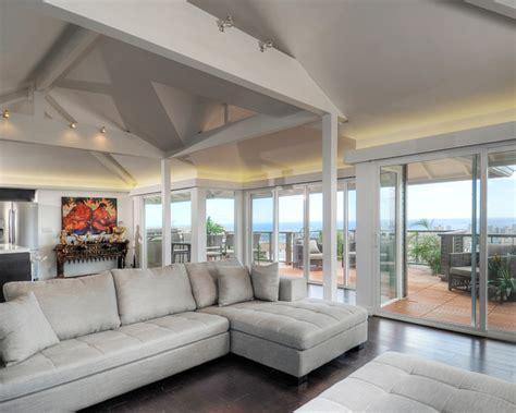 Tropical Modern Living Room Design Tropical Modern Metamorphosis Contemporary Living Room