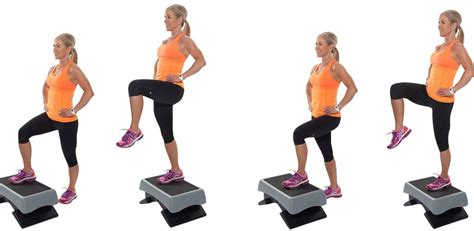 bench step up try these workouts to get toned legs xtremeno