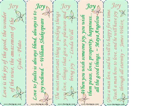 printable bookmarks love bookmark templates with quotes quotesgram