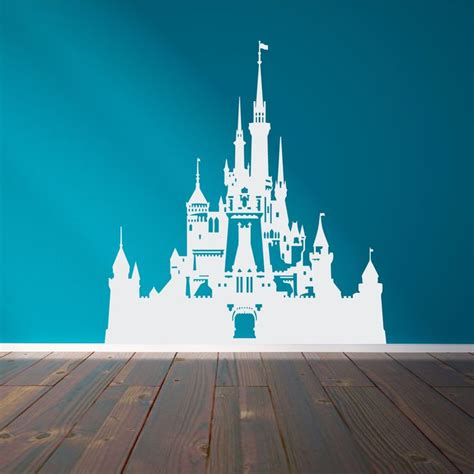 disney castle wall mural 25 best ideas about disney wall decals on disney disney sayings and disney family