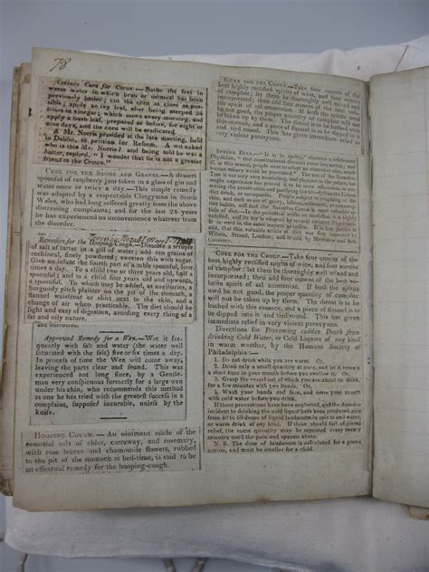 Books Newpapers As by Newspaper Remedies And Commercial Medicine In Eighteenth