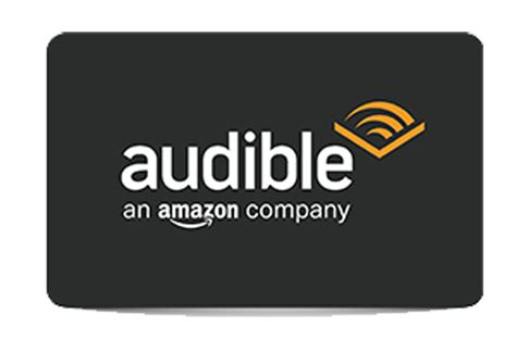 Audible Books Gift Card - audible gift card 85 discount on annual diamond membership with 36 credits eur 41