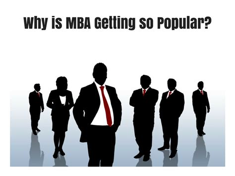 Name And Then Mba by Why Is Mba Getting So Popular Distance Education Delhi