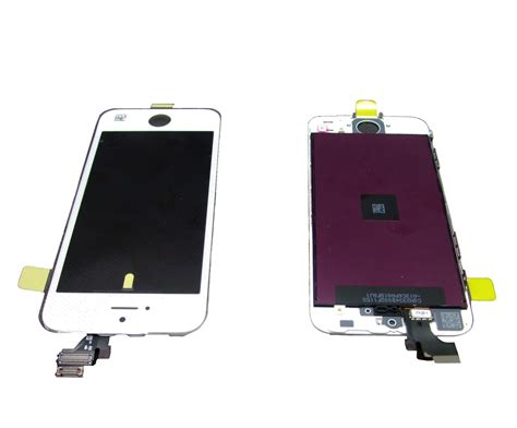 Lcd Set Iphone 5 iphone 5 lcd a display weiss touchscreen glas retina