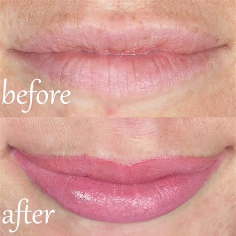 tattooed lip liner permanentlipliner permanent makeup