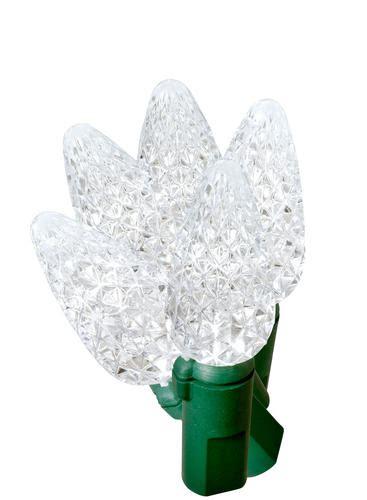 menards led christmas lights ge energy smart 174 100 light c5 led crystal ice christmas