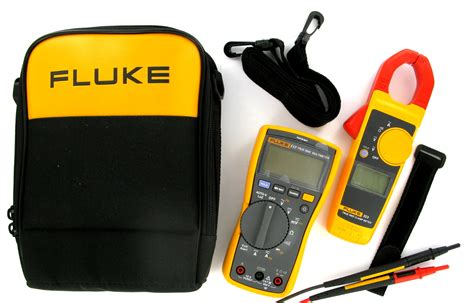 Probe Multimeter cl meter fluke multimeter and cl meter kit