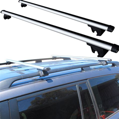 Roof Rack Cross Bars Canada by Universal Cross Bar Roof Rack Pair Suits 4x4 Suv S Toyota