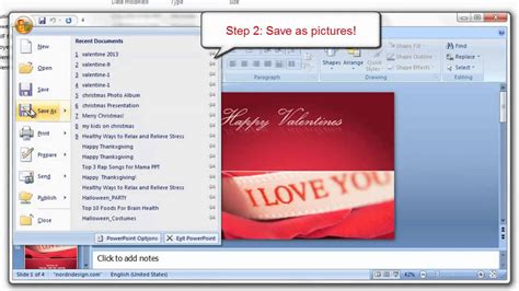 movie maker tutorial powerpoint powerpoint tips how to import powerpoint presentation to