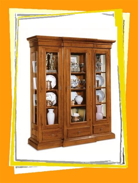 Living Room Display Accessories Rustic Furniture Living Rooms 3doors Display Cases