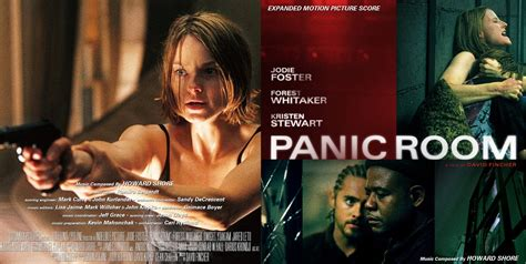 The Panic Room by Panic Room Crew Gift With Jodie Foster Note Heroprop