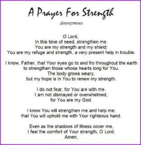 Search For Strength a prayer for strength for a friend search