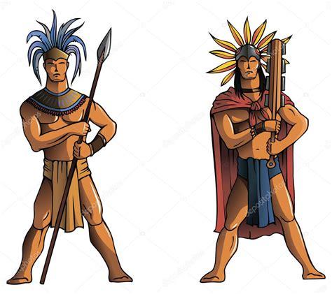 imagenes indios mayas aztecas e incas indios maya vector de stock 169 ensiferum 40089095