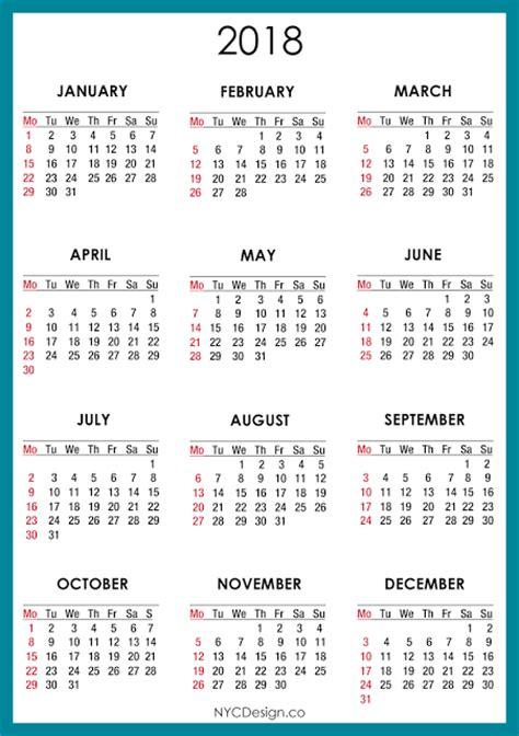 printable calendar 2015 5 x 7 new york web design studio new york ny 2018 calendar