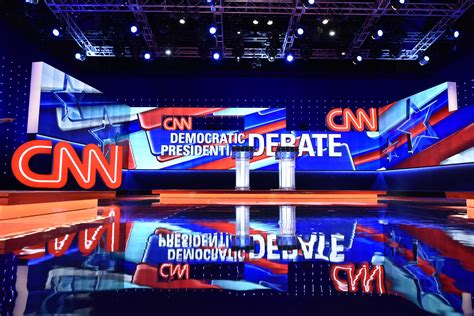 cnn room cnn to host democratic presidential primary debate in on thursday april 14