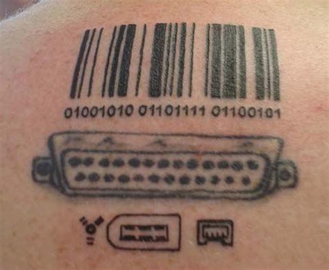 computer tattoo awesome tattoos 40 of the best tattoos