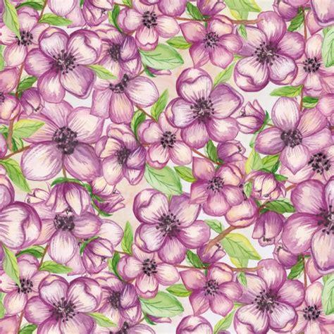 sfondo di fiori sfondo di pattern di fiori scaricare vettori gratis