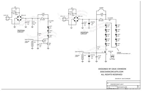 Photocell Circuit Diagram Wiring Diagram Components Led Light Bulbs Circuit Diagram