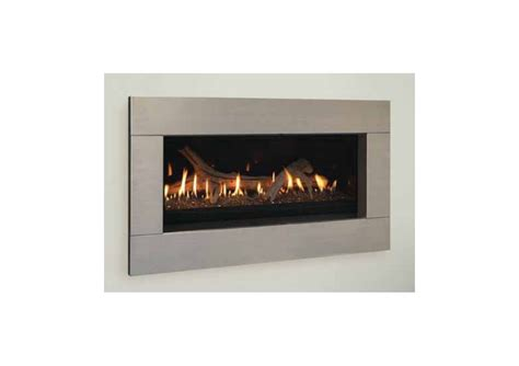 wide gas fireplace majestic wdvp600ntsc black gas majestic wdv600ntsc 60 wide