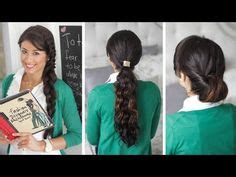 back to school hairstyles without bobby pins 1000 images about girl crud on pinterest lady sif easy