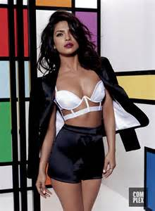 priyanka chopra looks sexy for complex magazine may 2016   celebzz