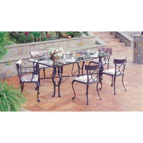 sedie da terrazzo sedia giardino veranda terrazzo in alluminio guell