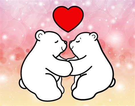 imagenes de amor para dibujar pintados dibujo de delfinazul el amor a llegado pintado por